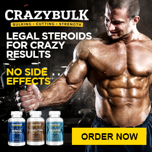 Crazy Bulk Learn More